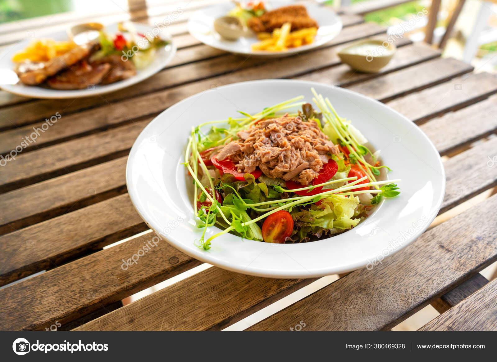 Tuna Salad Restaurant Recipe