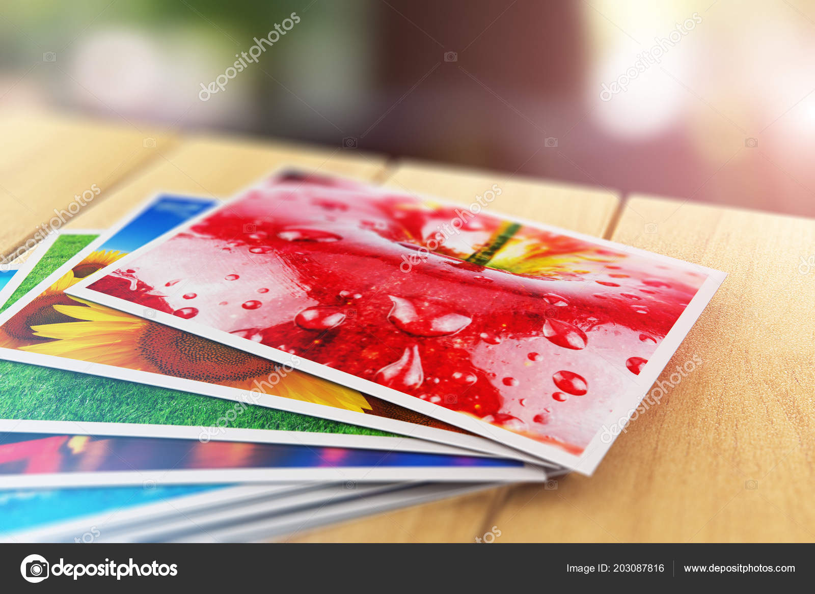 Creative Abstract Render Illustration Macro View Stack Color
