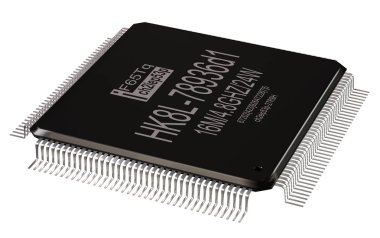 Integrated circuit or lowpass micro chip and new technologies on isolated.