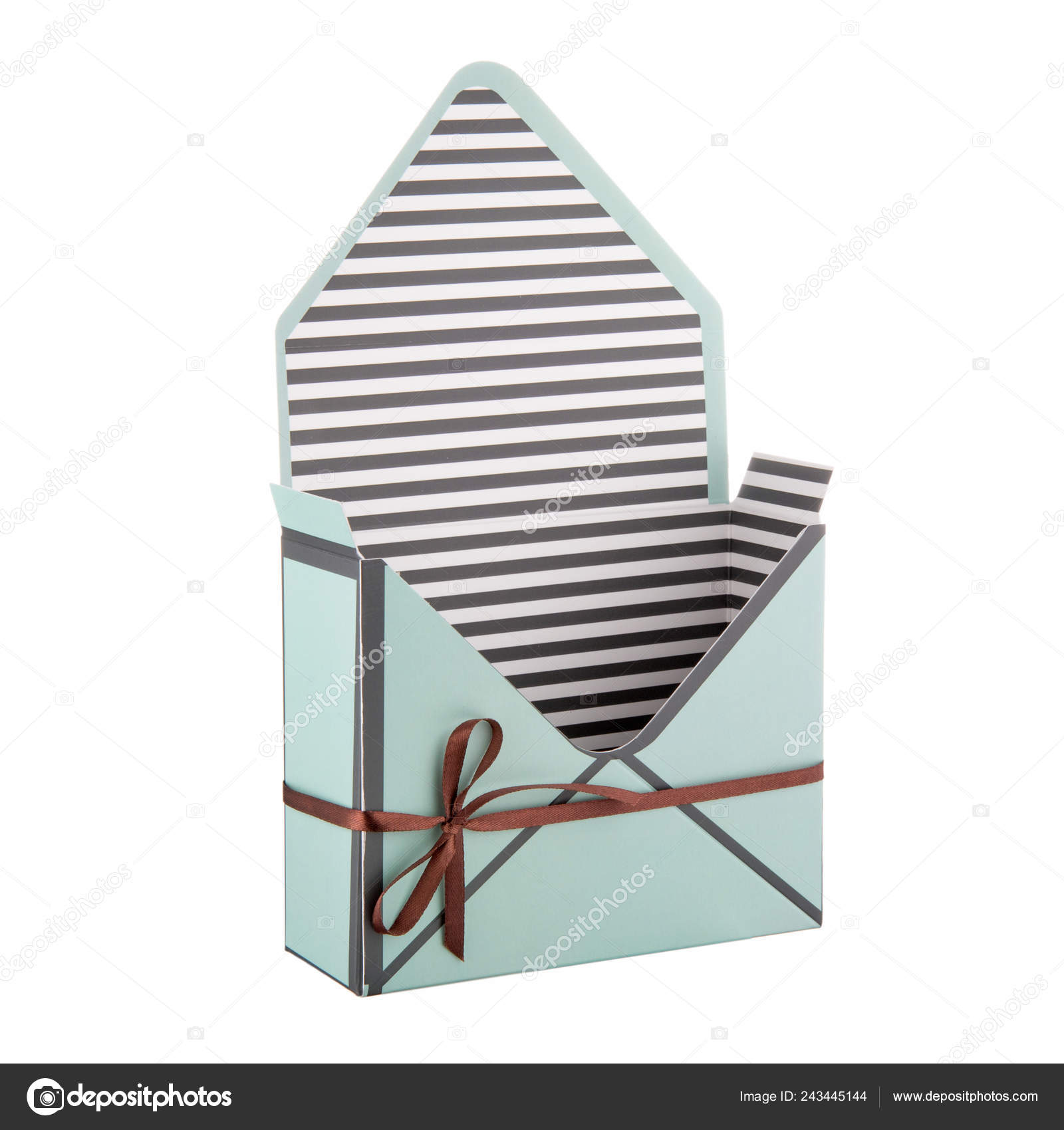 Admirable Gift Concept Envelope Box Isolated White Background Stock Pdpeps Interior Chair Design Pdpepsorg