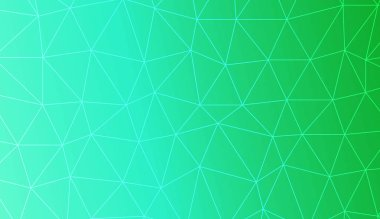 Abstract mosaic background with triangles. Style for your business design. Vector illustration. Creative gradient color