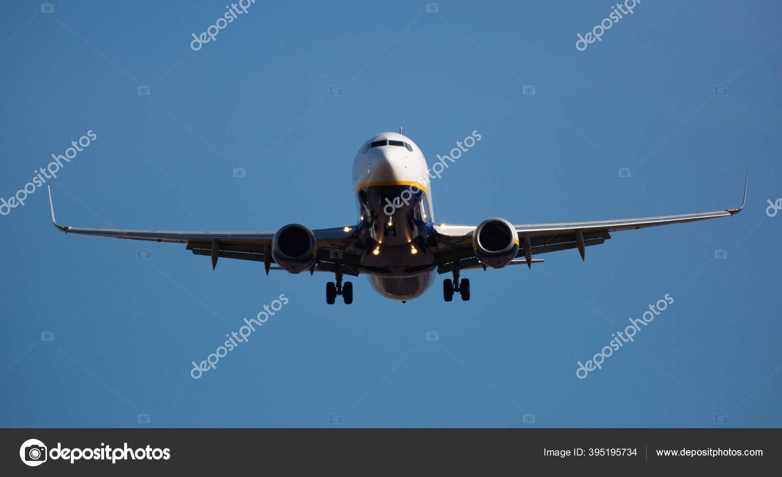 Обои ночь, Boeing 737, Самолёт, b737, tuifly, aircraft. Авиация foto 6