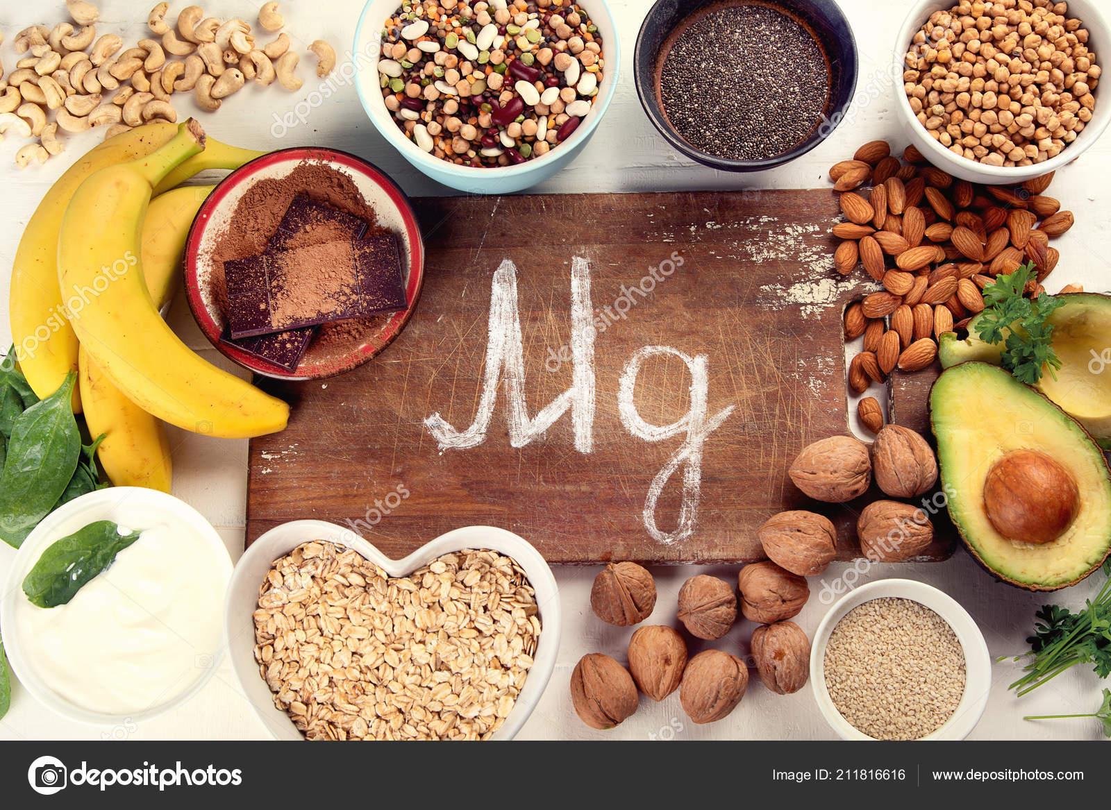 Frutas ricas en magnesio