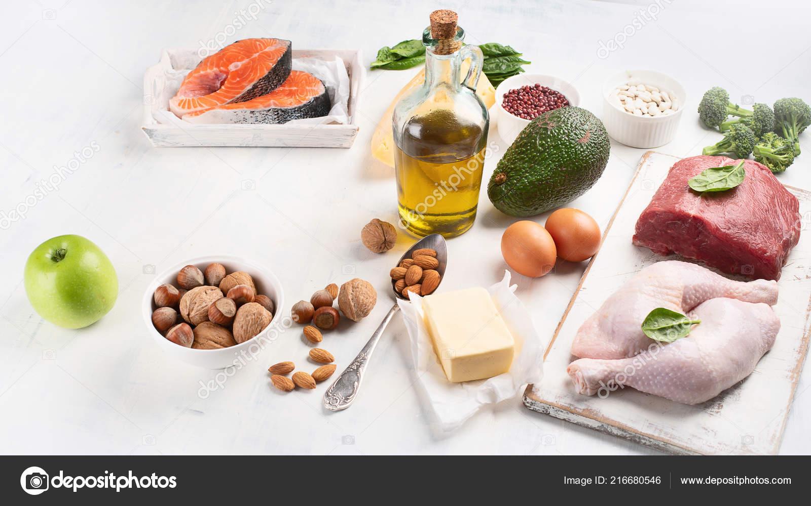 Dieta Ketogeniczna Niskich Weglowodanow Zdrowe Jedzenie Widok Gory