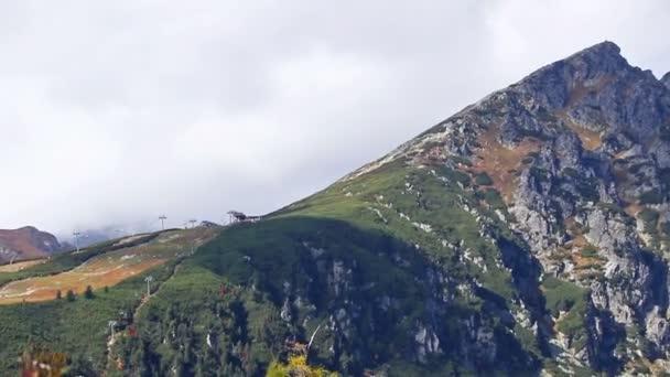 Pěší turistika v pohoří High Tatras (Vysoke Tatry), Slovensko