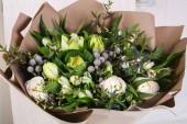 Fotografie Zamilované kytice s různými květ