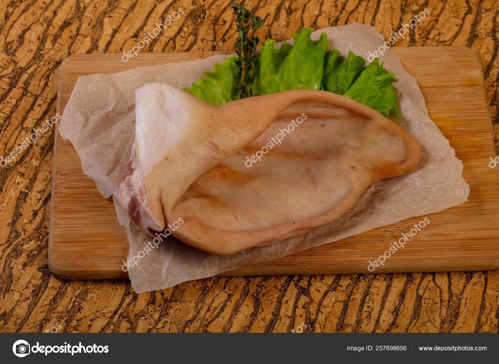 Как приготовить ухо свинины — pic 7