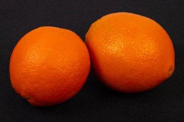Ripe sweet orange
