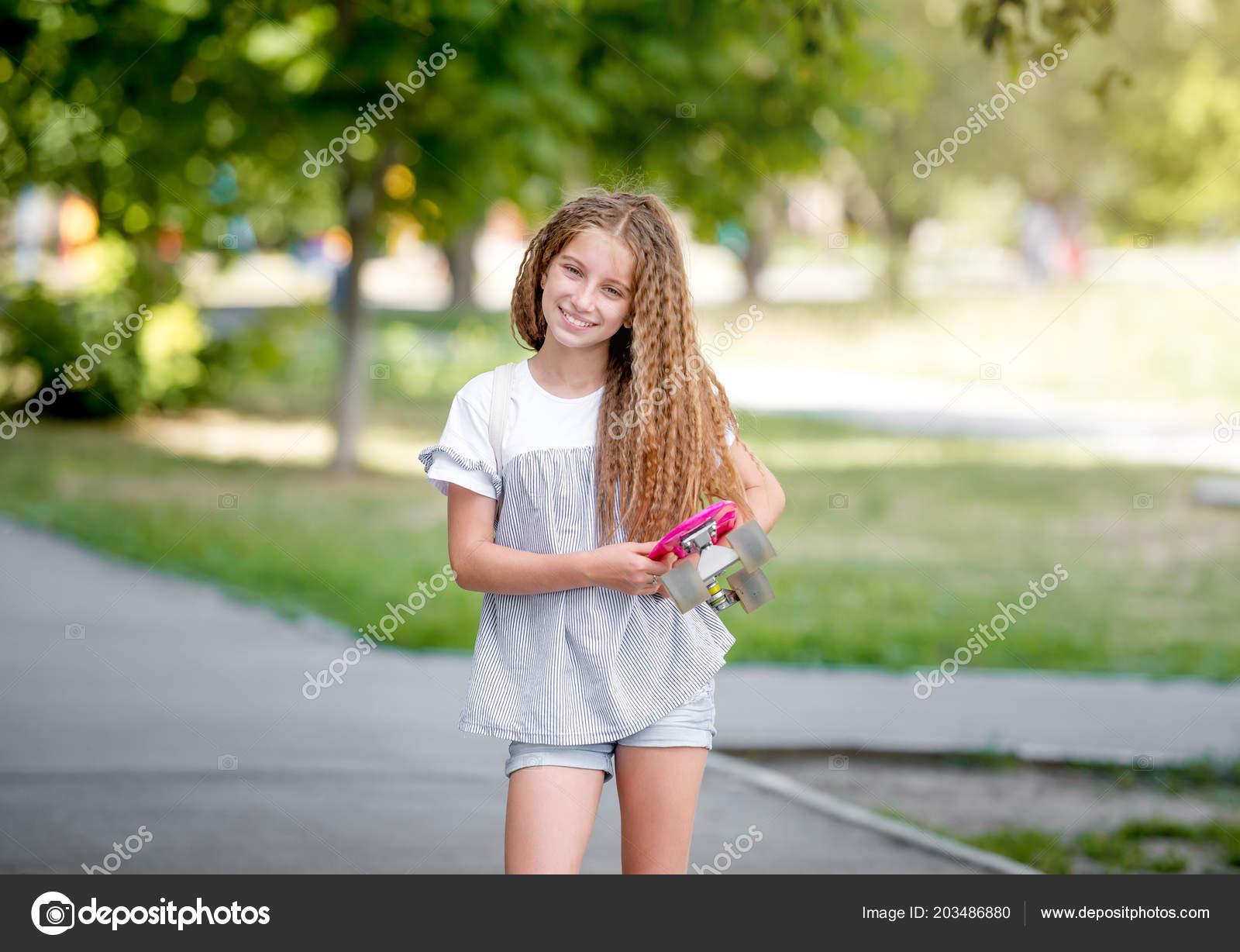 Dospívající dívka pic