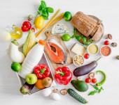 Zdravé bio výživnou stravu