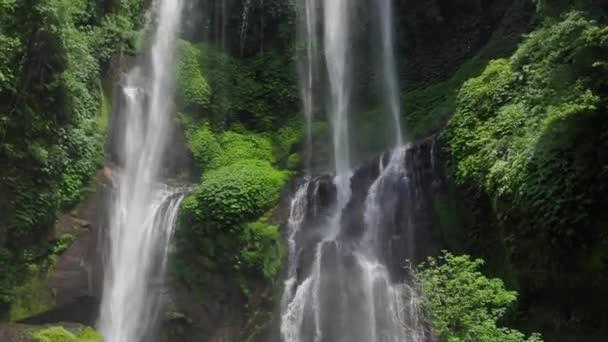 Amazing Waterfall in Bali