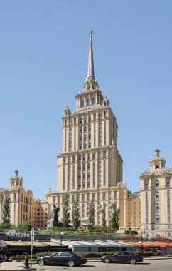 Hotel Ukraine in Moscow, Russia