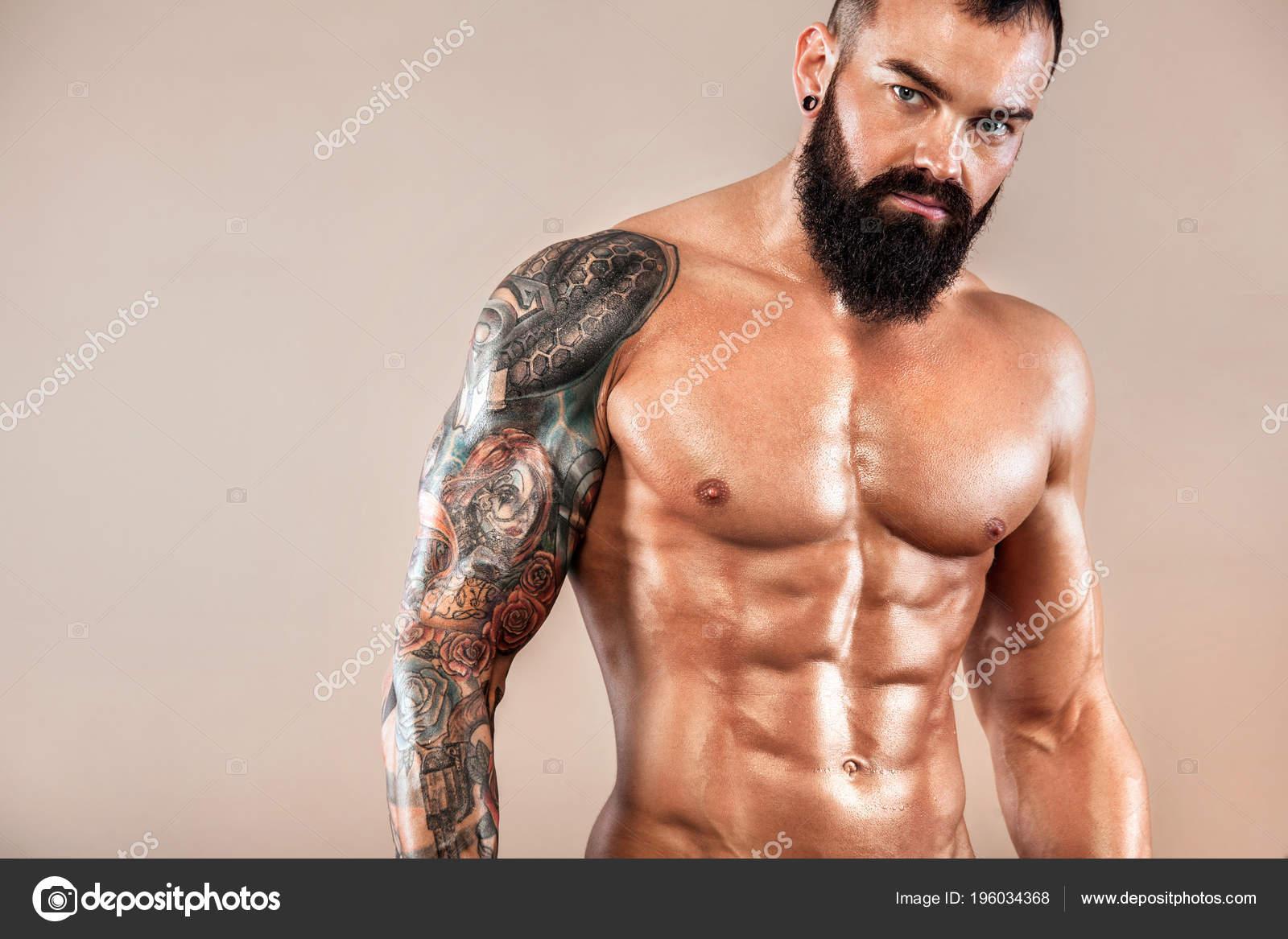 Man fit body pic