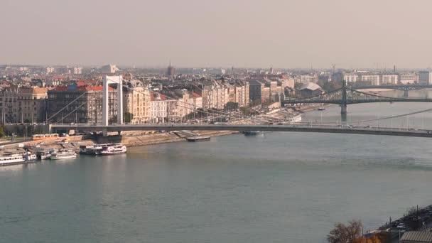 Budapest és a Duna folyó
