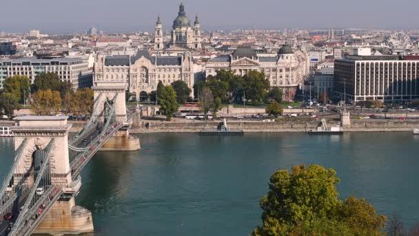 Budapest City View