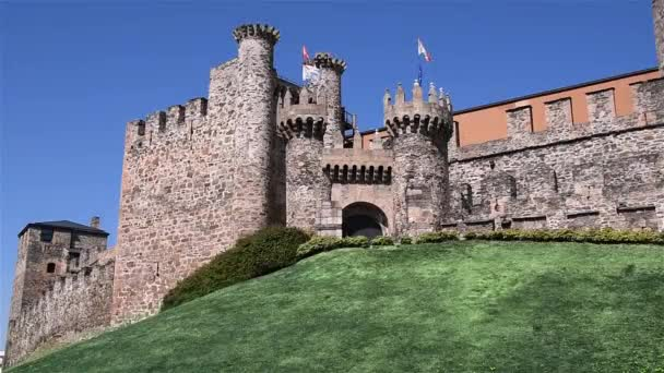 Templomos kastély Ponferrada