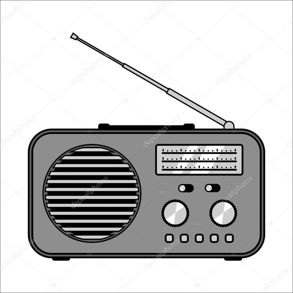 должен как передать картинку по радио бывший