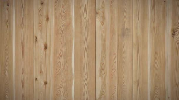 Bezešvá smyčka, pohybující se na pozadí, staré dřevěné stěny