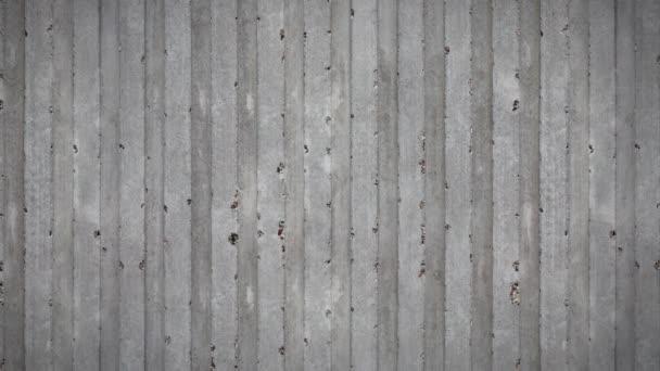 Dřevěná prkna vzor bezešvé, video, černá a bílá