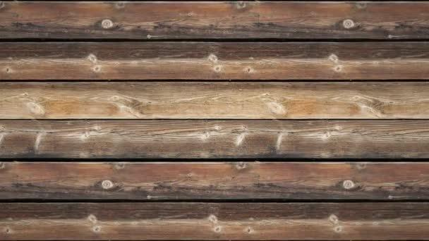 Bewegter Hintergrund, alte Holzwand