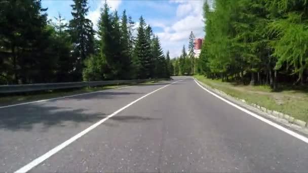 Cestování autem na Slovensko Tatry