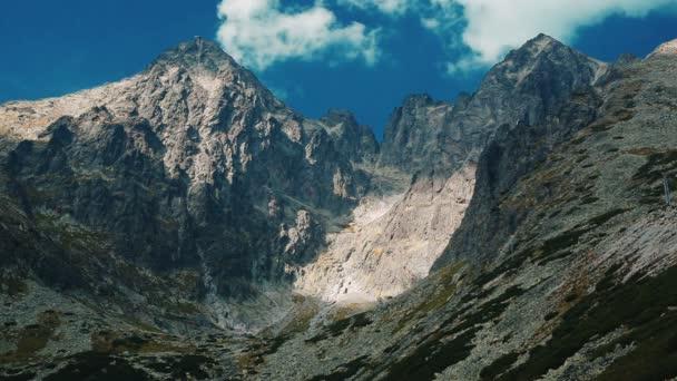 Vysoké Tatry na Slovensku rychlý efekt pohybu