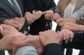 uzavřít up.business tým zobrazující jejich jednoty