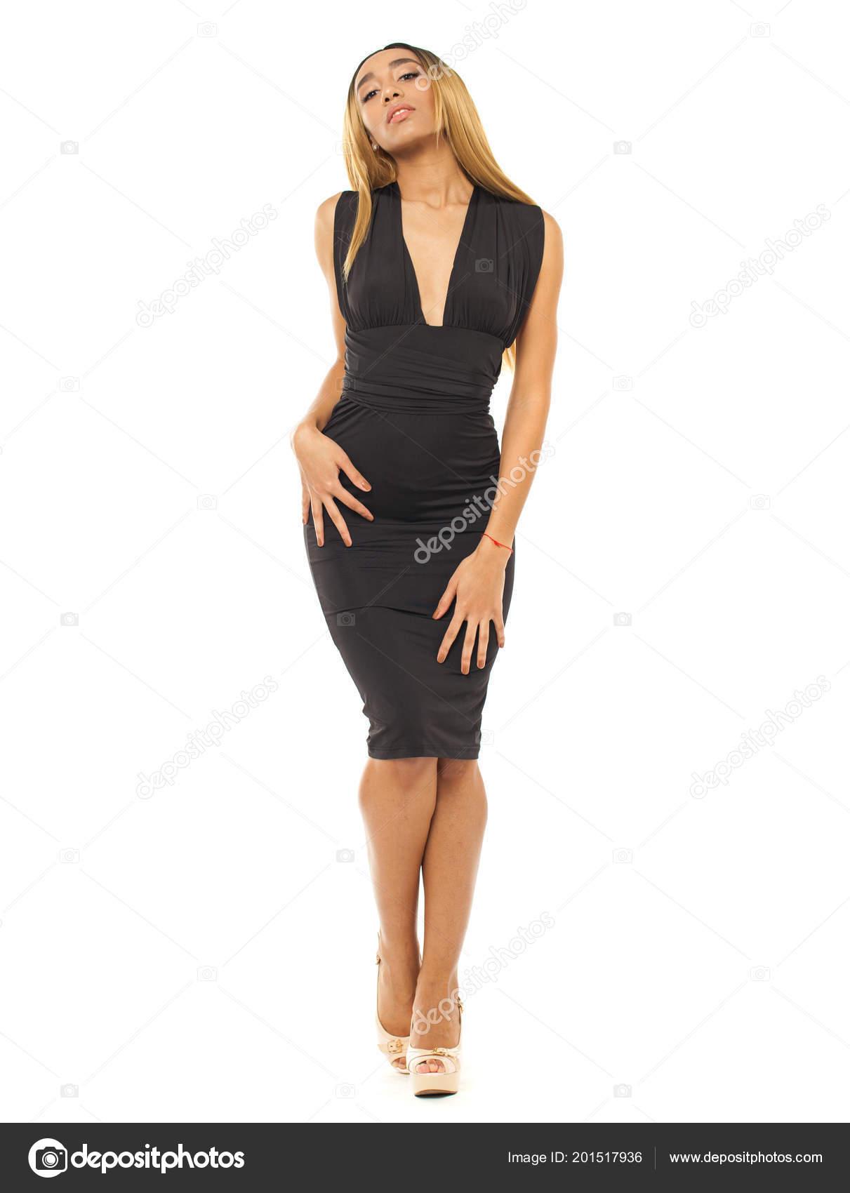 Sexy Black copine