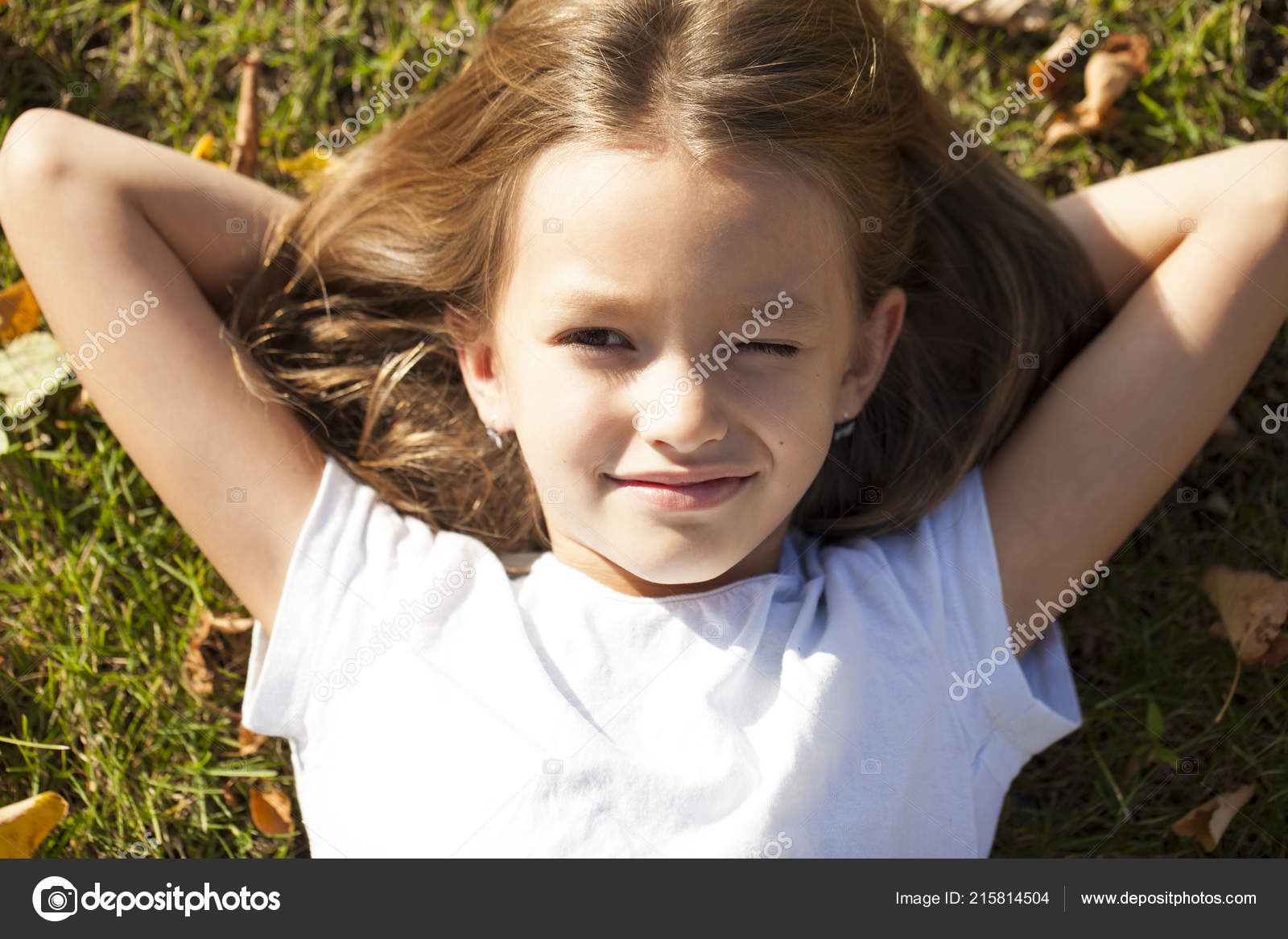 Are not young brunette teen outdoors similar situation
