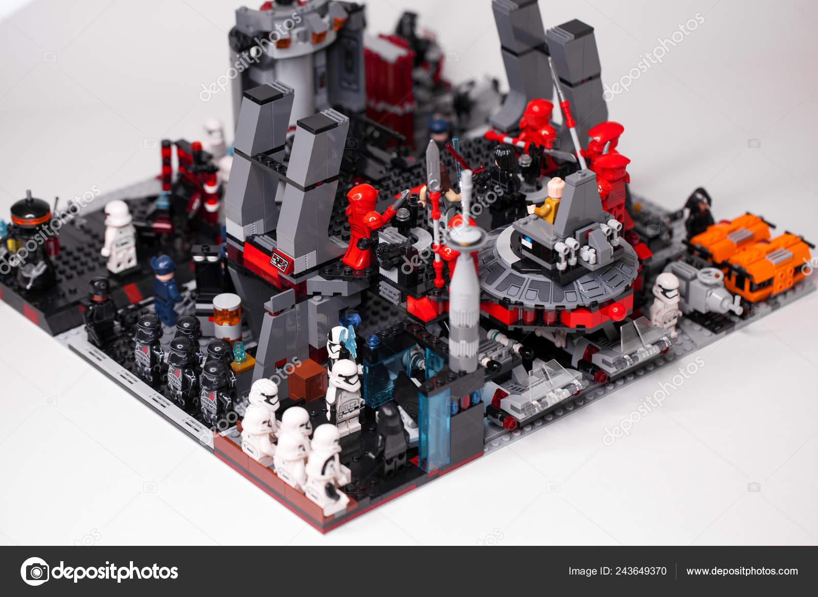 Russian Samara February 2019 Lego Star Wars Designer