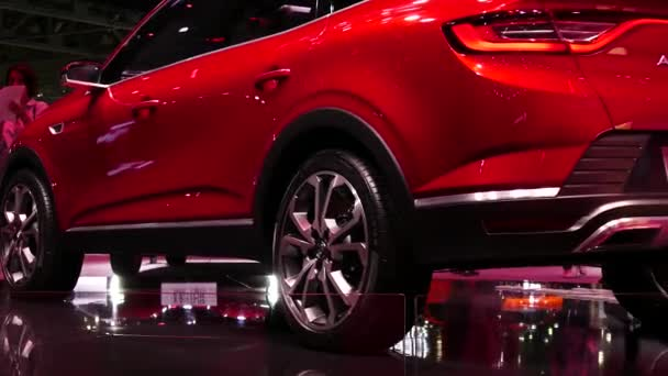 Renault Arkana exposition