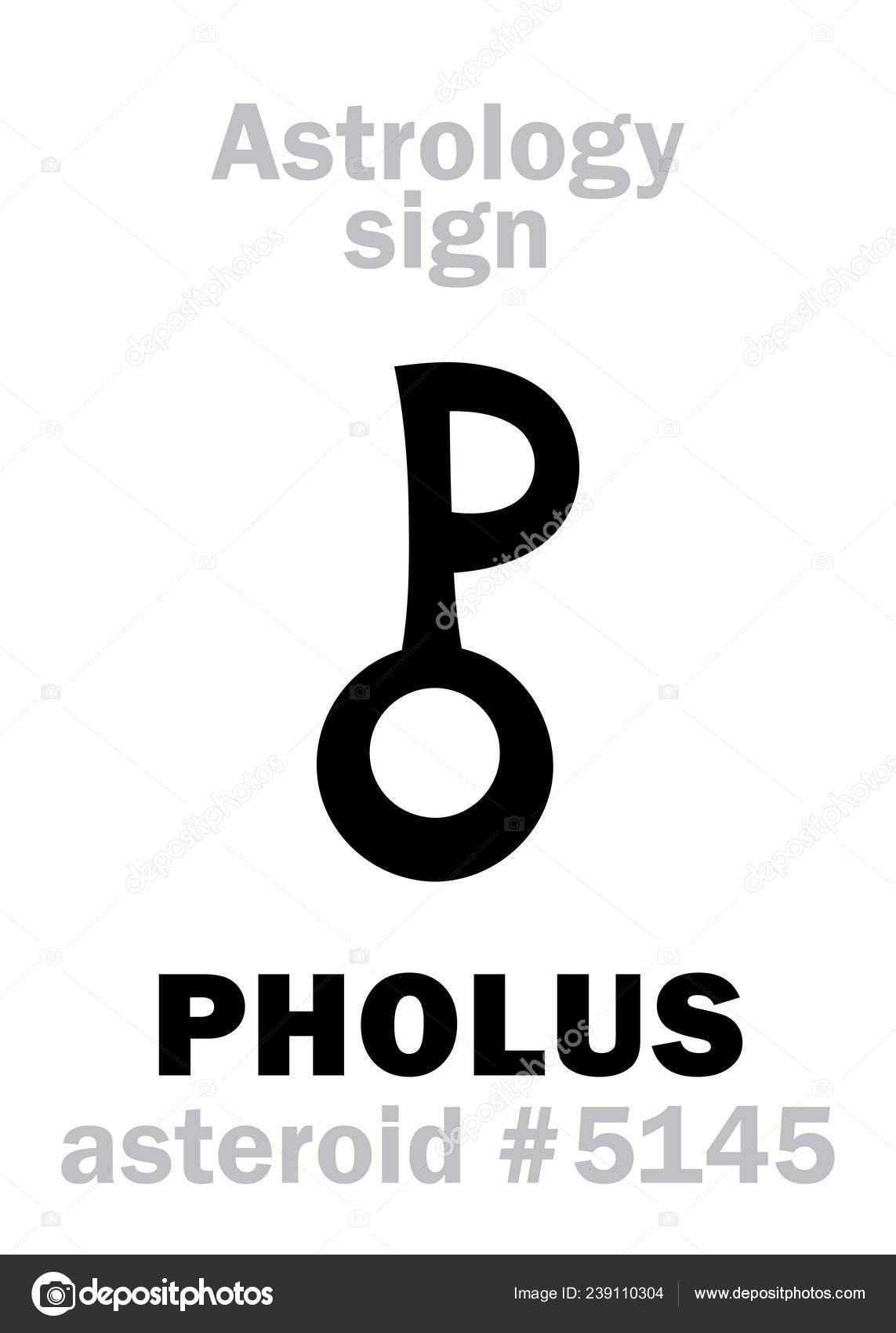 pholus centaur astrology