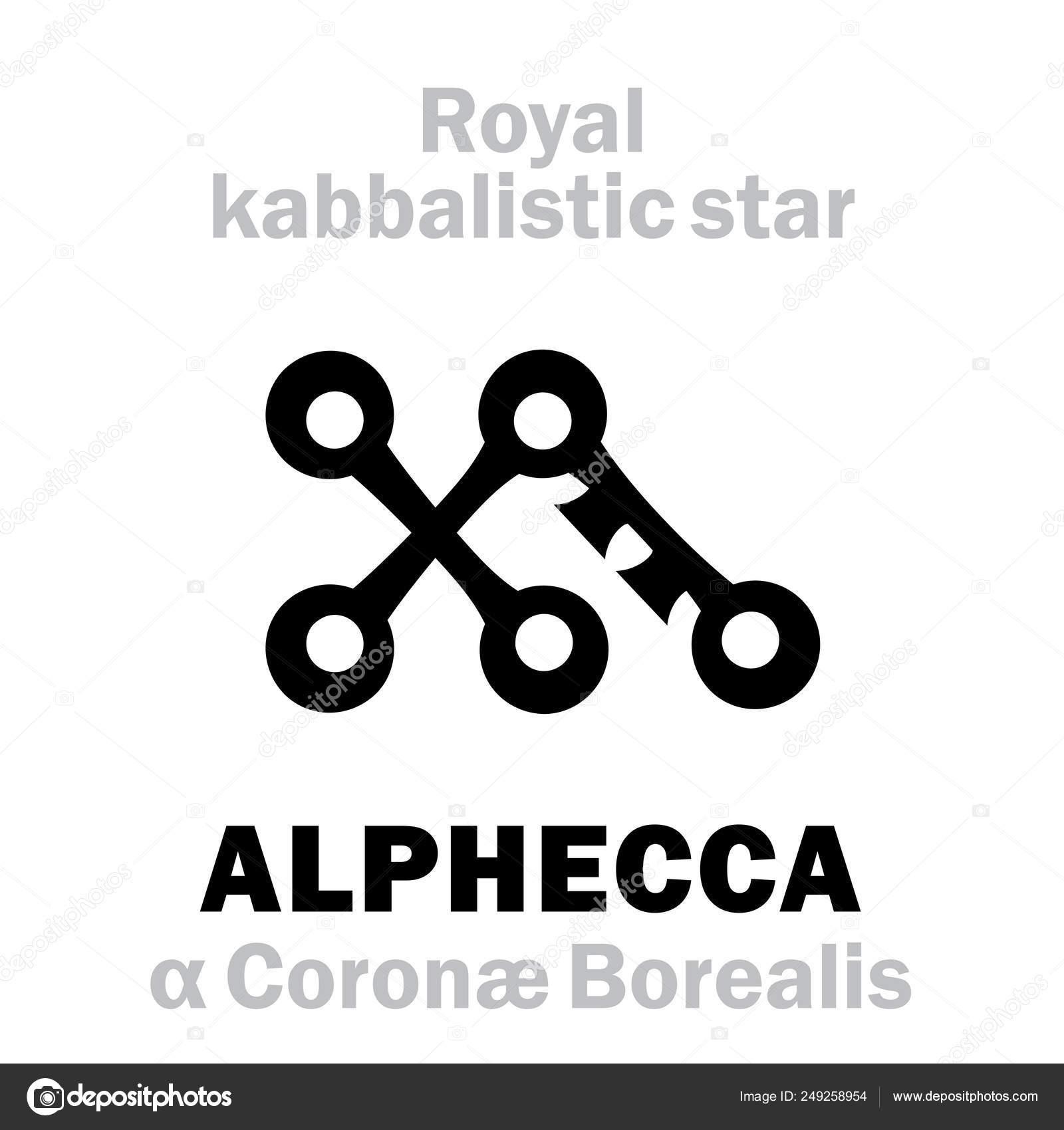 Astrology: ALPHECCA (The Royal Behenian kabbalistic star