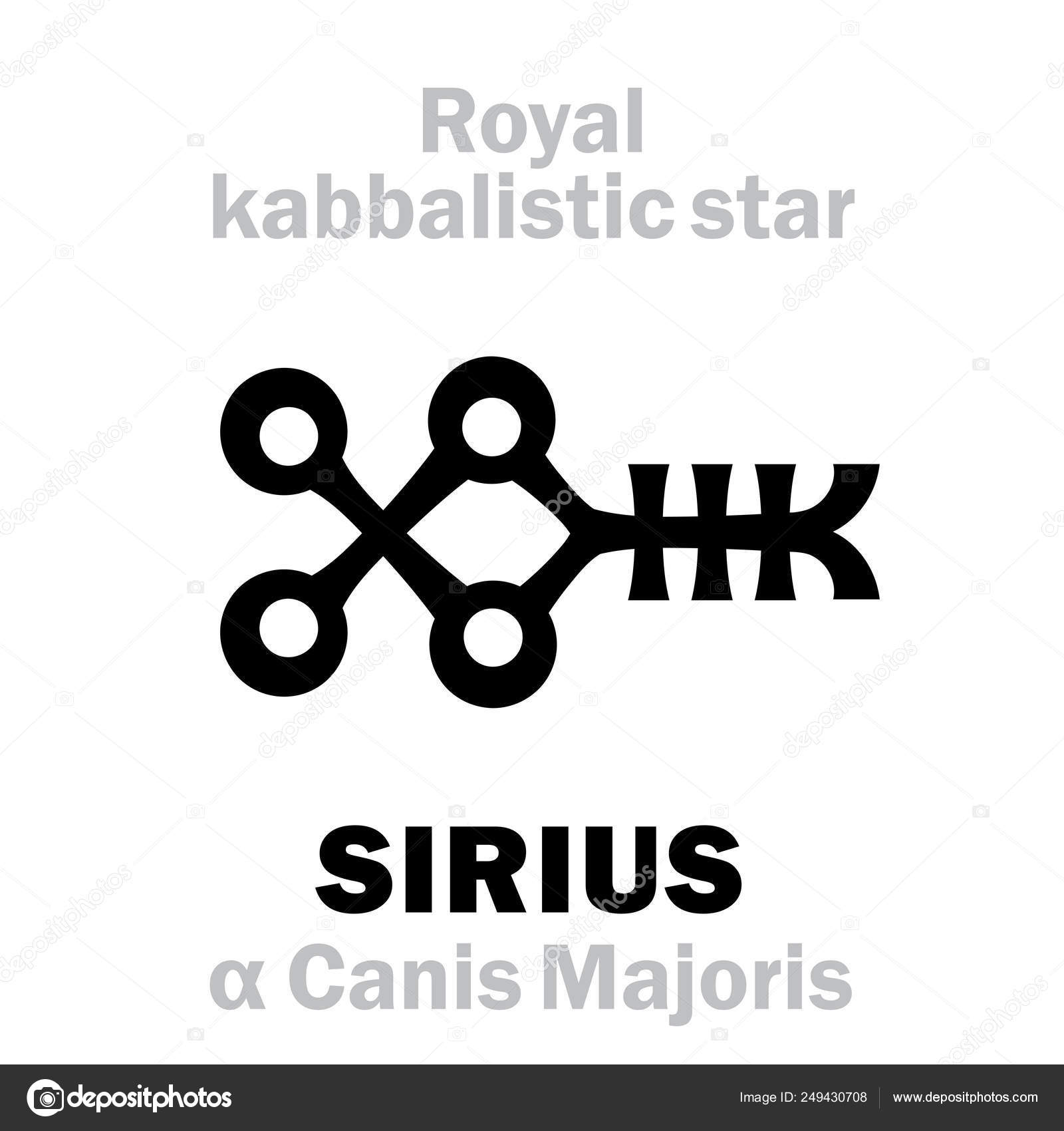 Astrology: SIRIUS (The Royal Behenian kabbalistic star