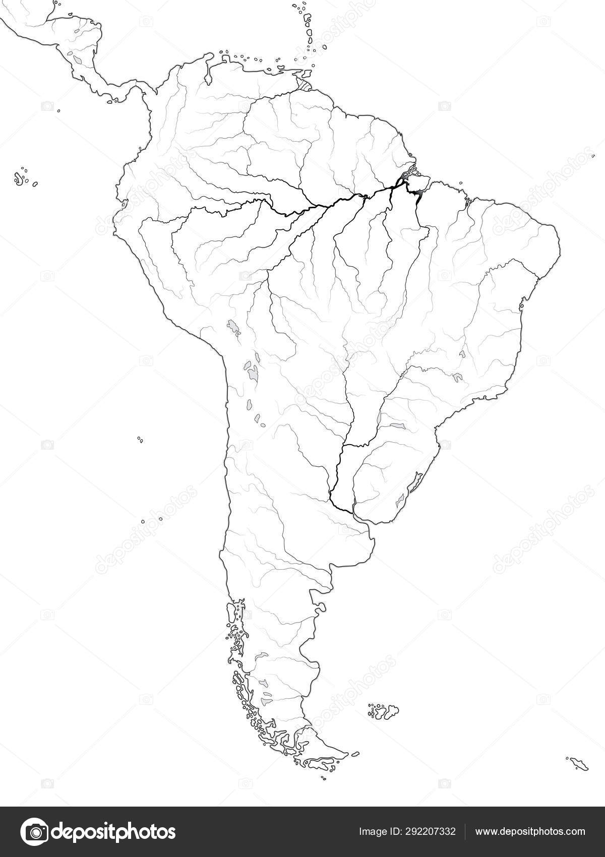 World Map of SOUTH AMERICA: Latin America, Argentina, zil ... on ecuador map in south america, people in south america, places in south america, home in south america, art in south america, colombia map in south america, world map west africa, travel in south america, france in south america, games in south america, blue in south america, japan in south america, germany in south america, world map cambodia and vietnam, world map central america, world map north america, egypt in south america, water in south america, turkey in south america, weather in south america,