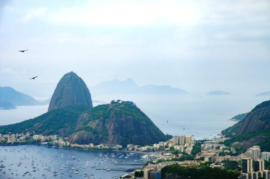 Botafogo bay in the morning
