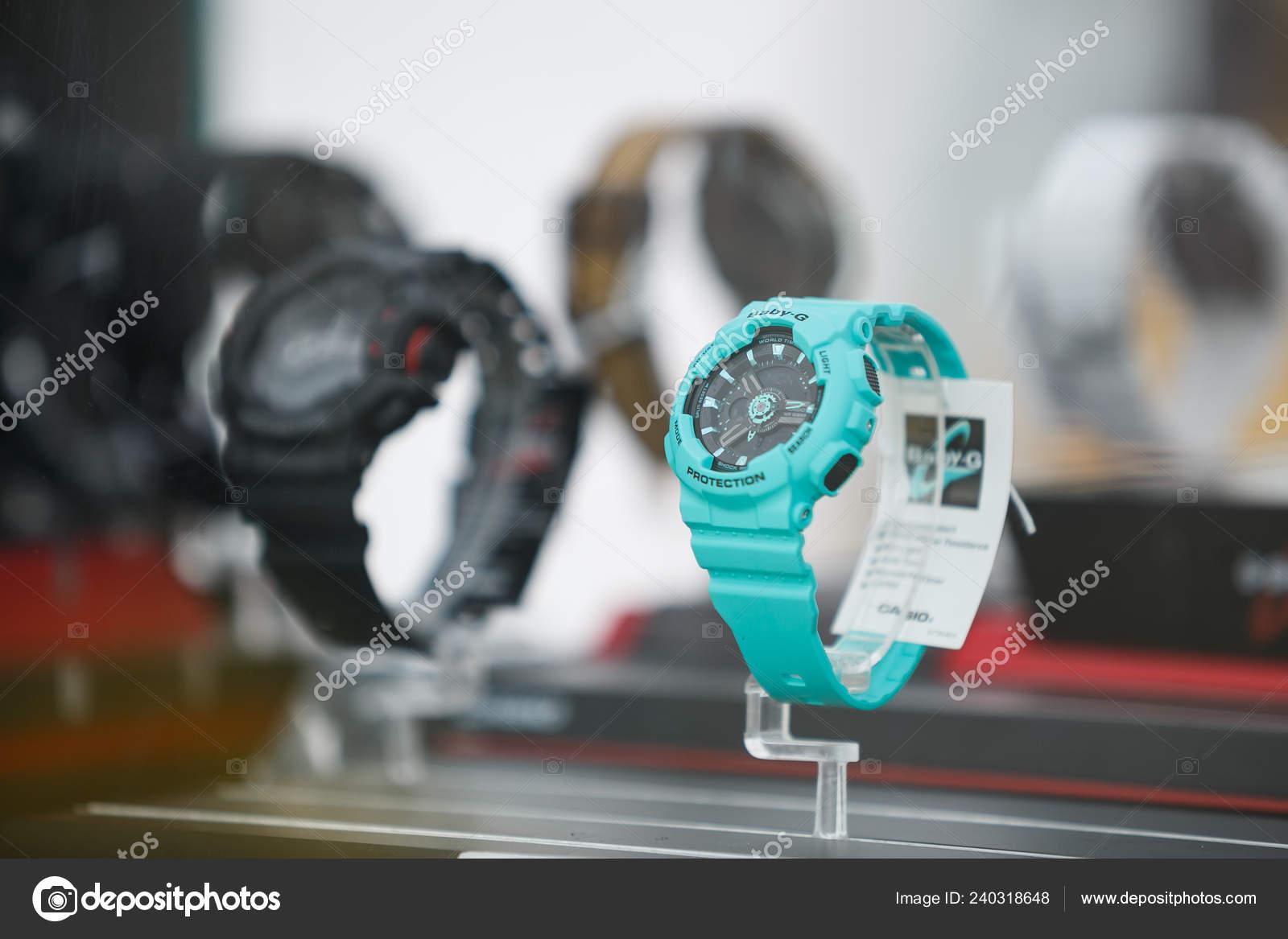 Casio Odessa 2017 Shock Agosto Venta Ucrania Nuevo Tienda Relojes CWxBoerd