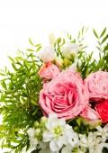 Fotografia bellissimo mazzo di fiori