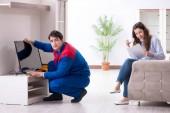 TV szerelő technikus javítás tv otthon