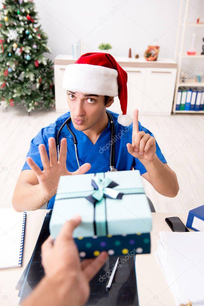 Открытки для врача с новым годом, день