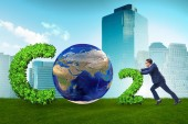 Ekologický koncept emisí skleníkových plynů