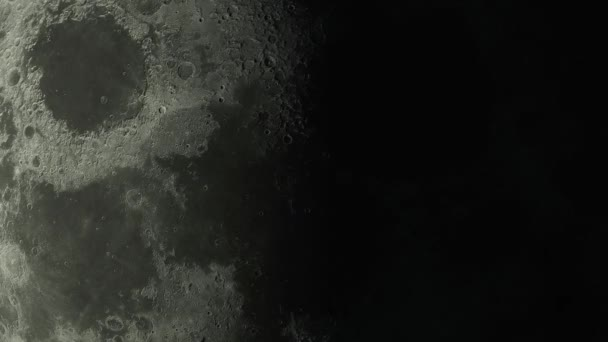 Měsíční pozadí reálný měsíc měsíc je astronomické těleso, které je orbity planety země. Prvky tohoto obrazu, které poskytl NASA