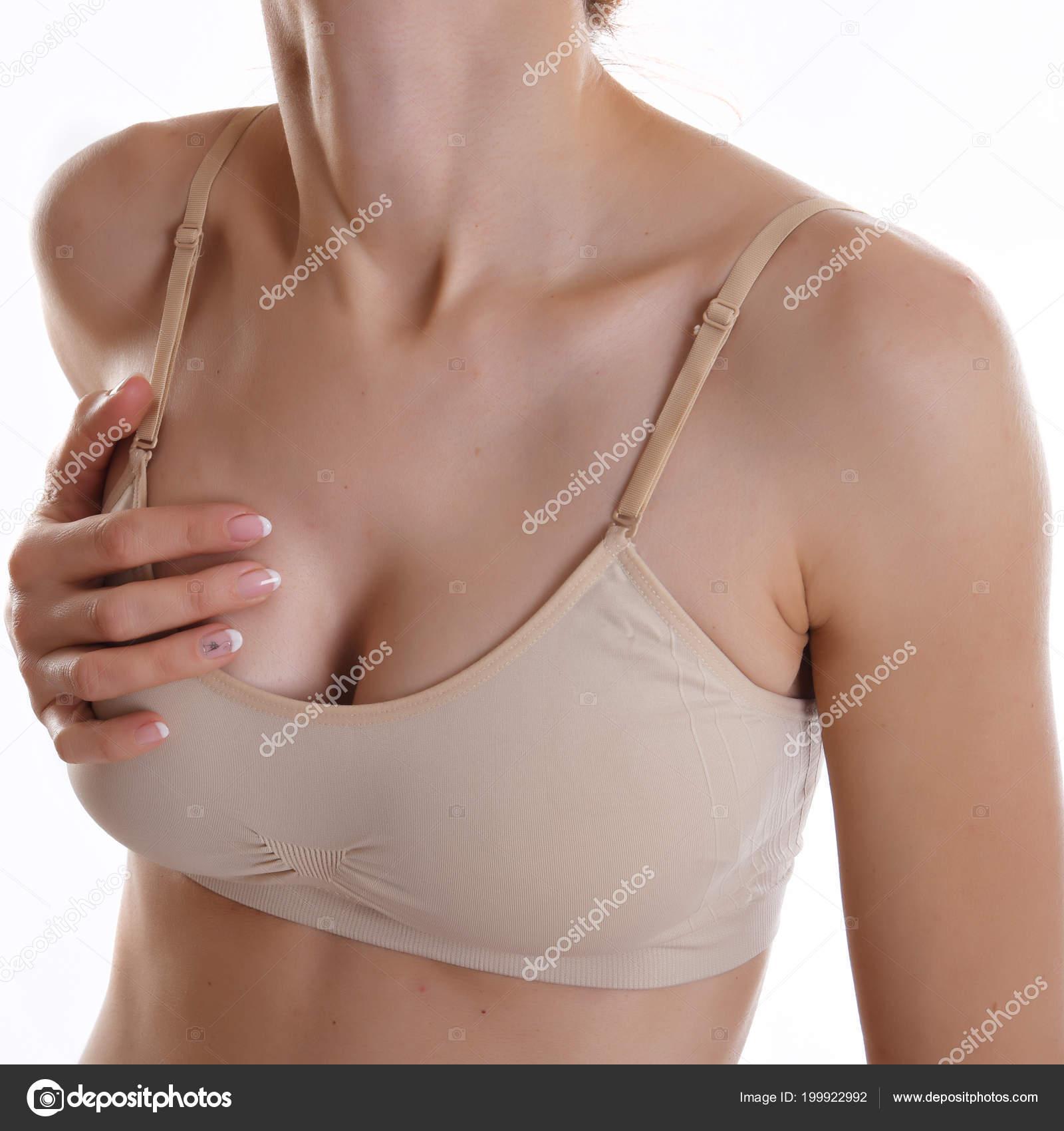 Breast feeling