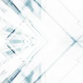 Abstrakt Architektur Hintergrund. 3D rendering