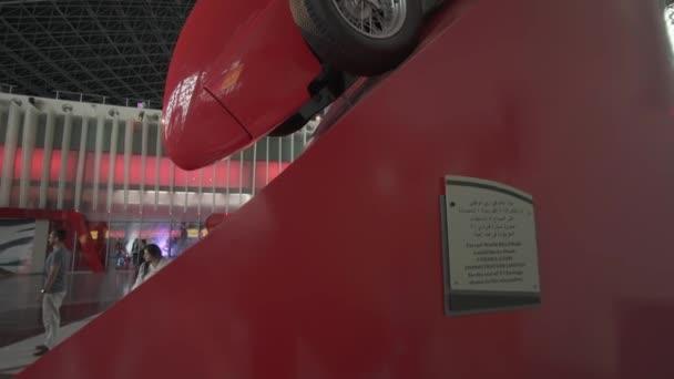 Ferrari World Abu Dhabi stopáže videa