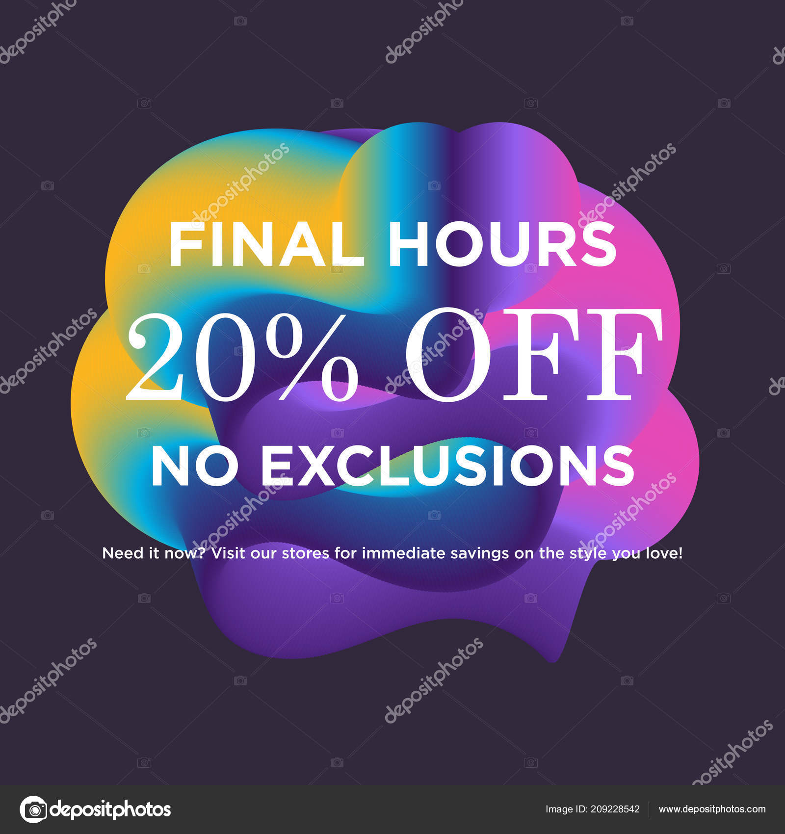 sale web banners template special offers advertisement discount