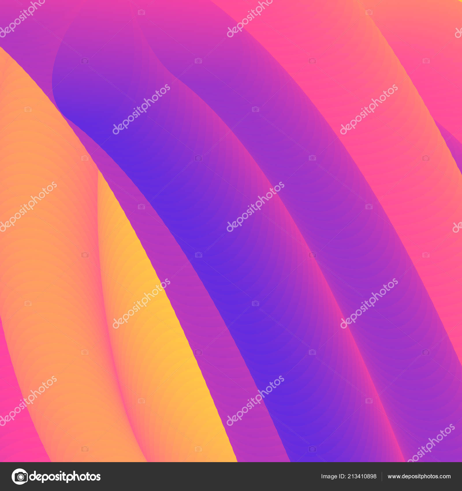 Abstract Color Cover Abstract Gradient Background Wave Blend