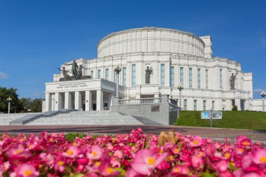 National Opera and Ballet Theater of Belarus in Minsk