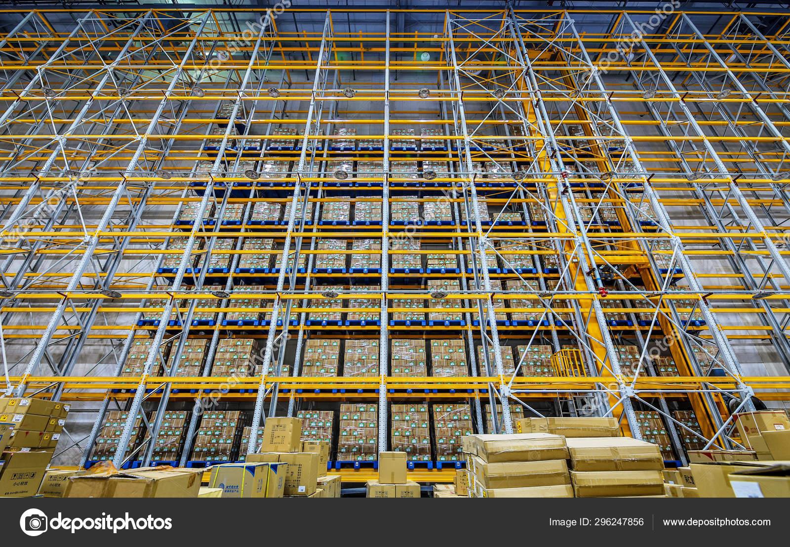 Automatizacion de almacenes
