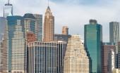 Do centra Manhattanu a East River v New York City